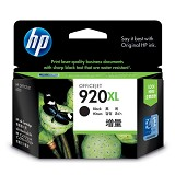 HP Black Ink Cartridge 920XL [CD975AA] - Tinta Printer HP